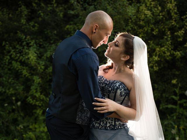 Il matrimonio di Mirko Benetti e Monica Pelligra a Asti, Asti 16