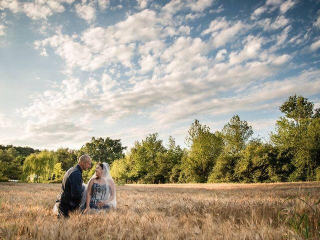 Il matrimonio di Mirko Benetti e Monica Pelligra a Asti, Asti 18