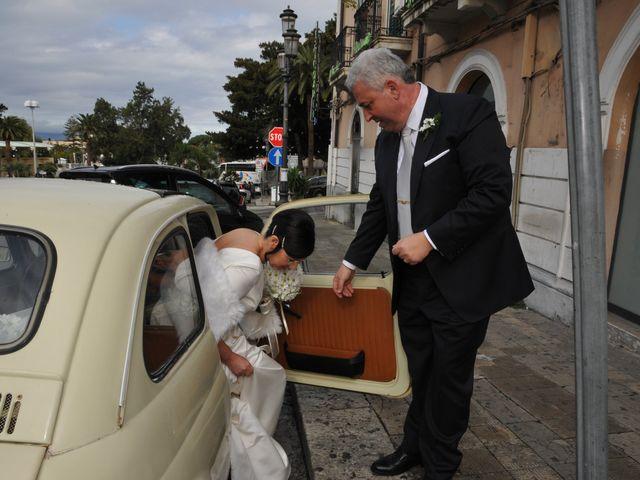 Il matrimonio di Filomena e Nicola a Reggio di Calabria, Reggio Calabria 10