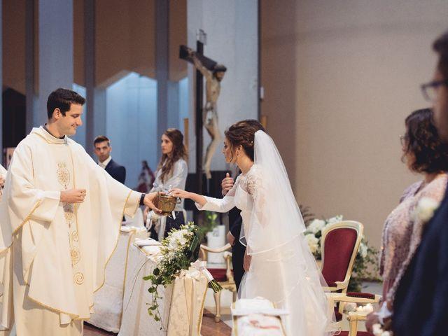 Il matrimonio di Riccardo e Silvia Martina a Ronco all'Adige, Verona 1