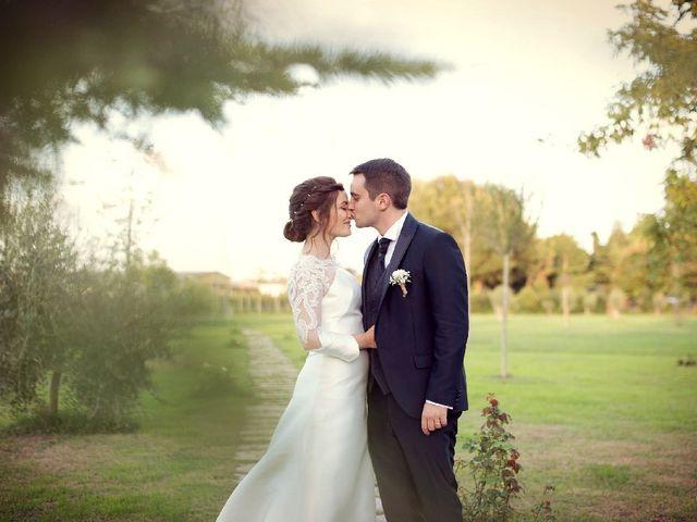 Il matrimonio di Riccardo e Silvia Martina a Ronco all'Adige, Verona 2