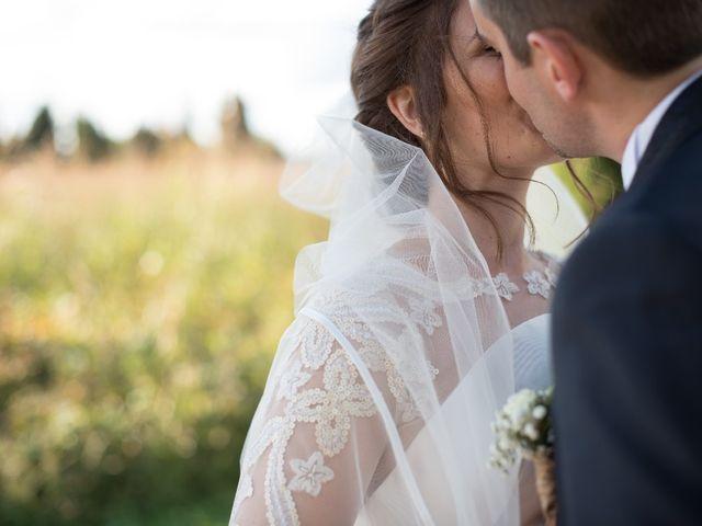 Il matrimonio di Riccardo e Silvia Martina a Ronco all'Adige, Verona 3