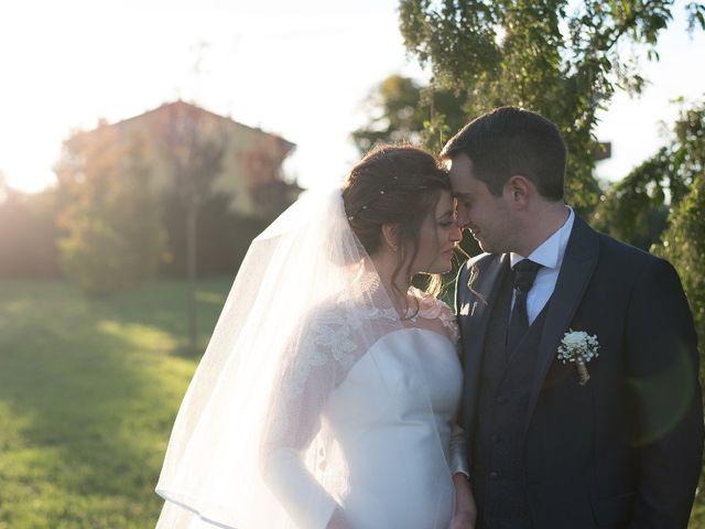 Il matrimonio di Riccardo e Silvia Martina a Ronco all'Adige, Verona 5