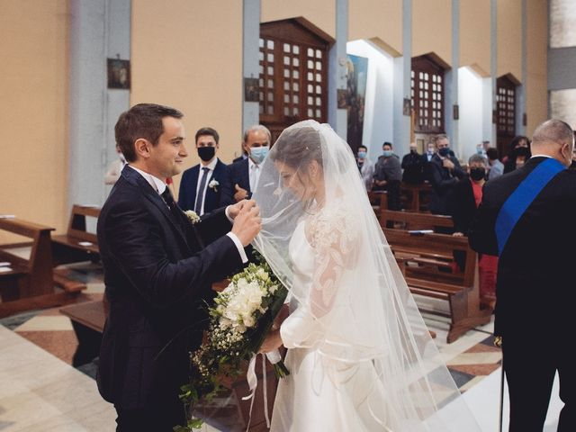 Il matrimonio di Riccardo e Silvia Martina a Ronco all'Adige, Verona 9