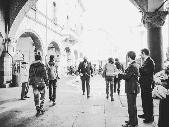 Il matrimonio di Fabio e Cory a Poggio Berni, Rimini 32