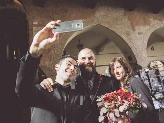 Il matrimonio di Fabio e Cory a Poggio Berni, Rimini 34
