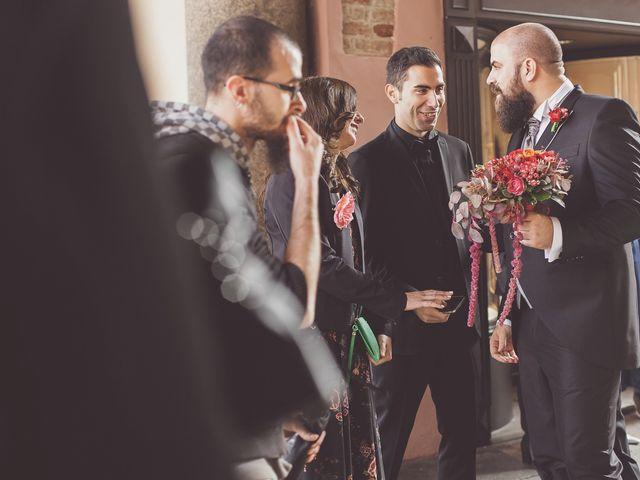 Il matrimonio di Fabio e Cory a Poggio Berni, Rimini 36