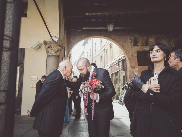 Il matrimonio di Fabio e Cory a Poggio Berni, Rimini 37