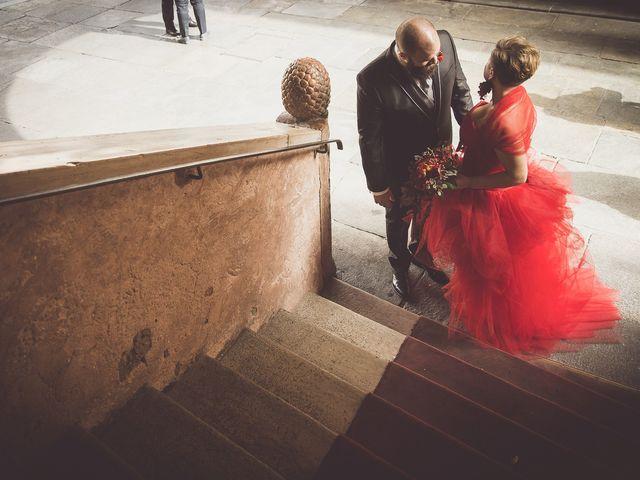 Il matrimonio di Fabio e Cory a Poggio Berni, Rimini 40