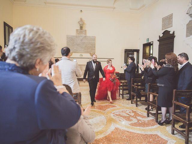 Il matrimonio di Fabio e Cory a Poggio Berni, Rimini 41