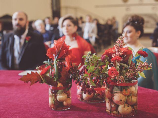 Il matrimonio di Fabio e Cory a Poggio Berni, Rimini 43