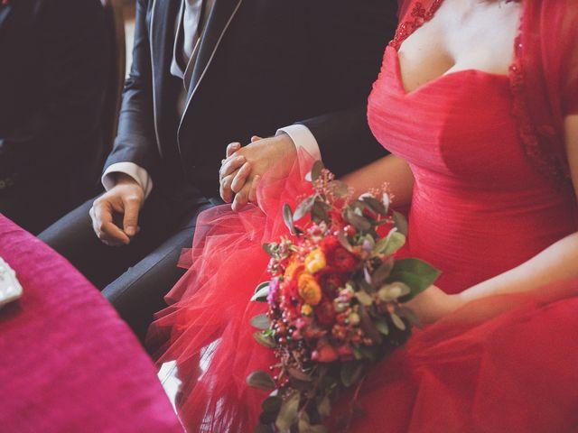 Il matrimonio di Fabio e Cory a Poggio Berni, Rimini 44