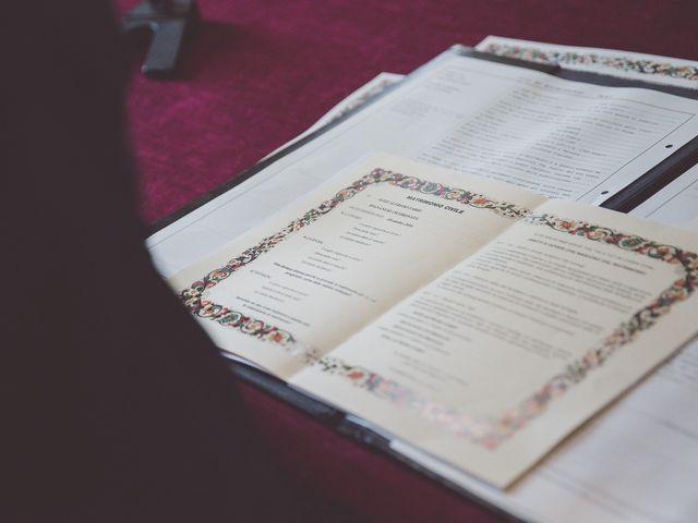 Il matrimonio di Fabio e Cory a Poggio Berni, Rimini 45