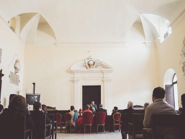 Il matrimonio di Fabio e Cory a Poggio Berni, Rimini 47