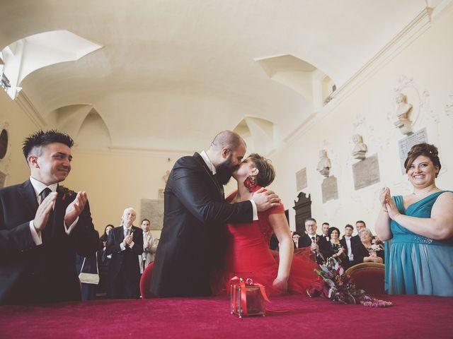 Il matrimonio di Fabio e Cory a Poggio Berni, Rimini 48