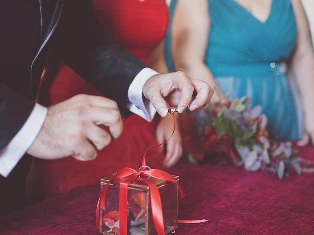 Il matrimonio di Fabio e Cory a Poggio Berni, Rimini 49