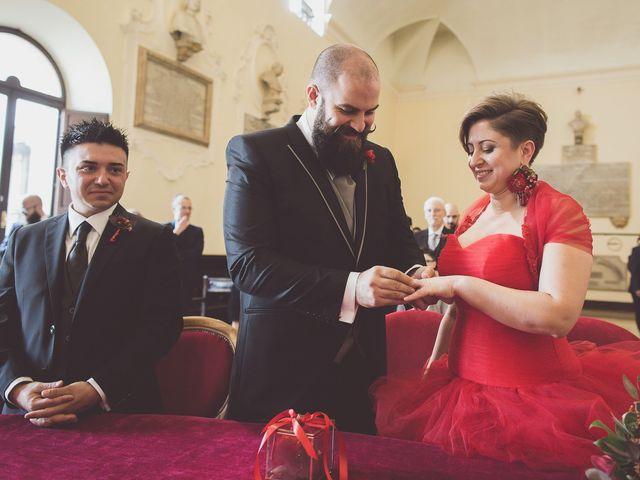 Il matrimonio di Fabio e Cory a Poggio Berni, Rimini 50