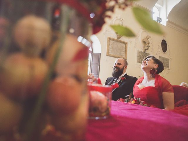 Il matrimonio di Fabio e Cory a Poggio Berni, Rimini 53