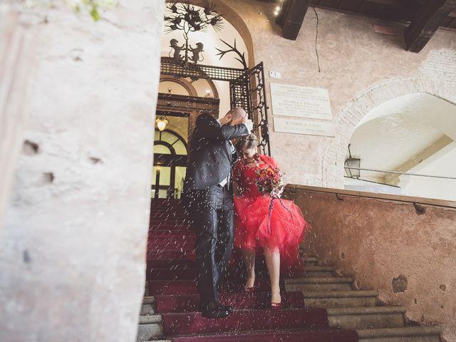 Il matrimonio di Fabio e Cory a Poggio Berni, Rimini 55