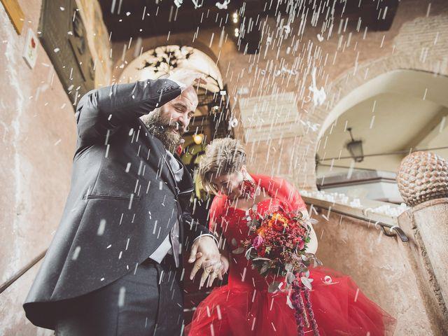 Il matrimonio di Fabio e Cory a Poggio Berni, Rimini 56
