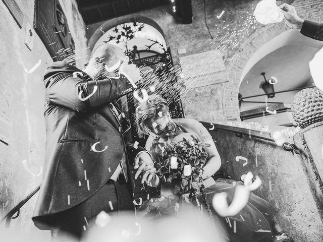 Il matrimonio di Fabio e Cory a Poggio Berni, Rimini 57
