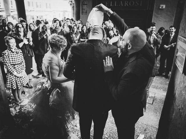Il matrimonio di Fabio e Cory a Poggio Berni, Rimini 58