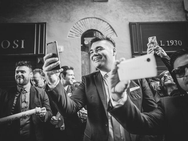 Il matrimonio di Fabio e Cory a Poggio Berni, Rimini 59