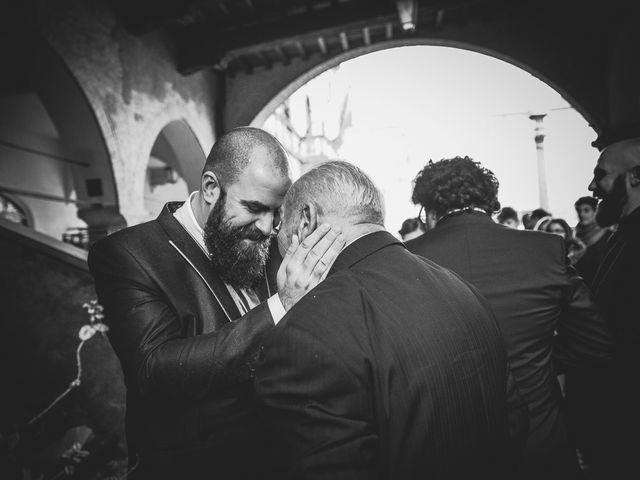 Il matrimonio di Fabio e Cory a Poggio Berni, Rimini 1
