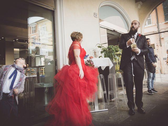 Il matrimonio di Fabio e Cory a Poggio Berni, Rimini 61