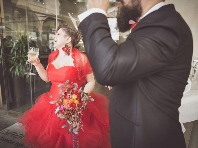 Il matrimonio di Fabio e Cory a Poggio Berni, Rimini 63