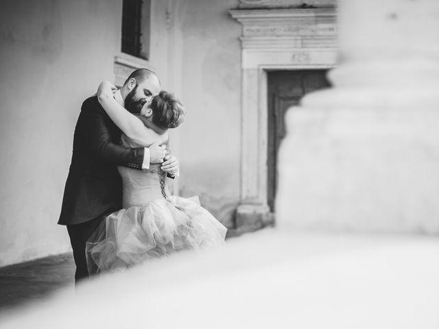 Il matrimonio di Fabio e Cory a Poggio Berni, Rimini 64
