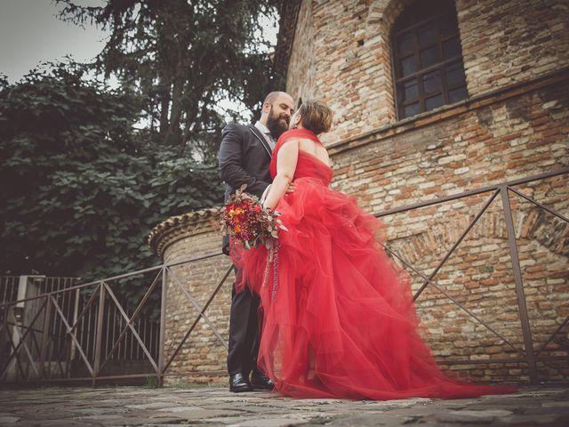 Il matrimonio di Fabio e Cory a Poggio Berni, Rimini 65