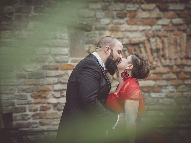 Il matrimonio di Fabio e Cory a Poggio Berni, Rimini 66
