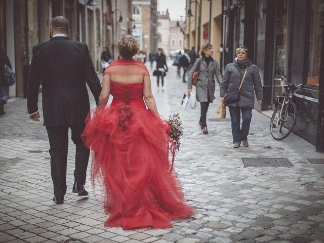 Il matrimonio di Fabio e Cory a Poggio Berni, Rimini 67