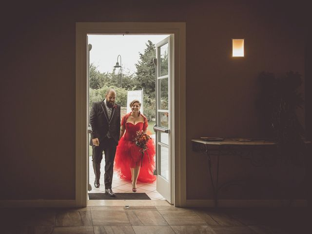 Il matrimonio di Fabio e Cory a Poggio Berni, Rimini 76