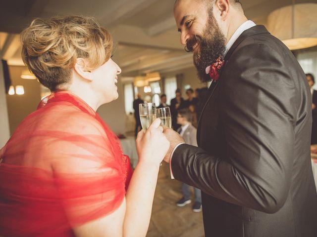 Il matrimonio di Fabio e Cory a Poggio Berni, Rimini 77