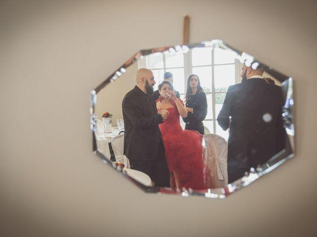 Il matrimonio di Fabio e Cory a Poggio Berni, Rimini 80