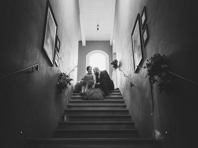 Il matrimonio di Fabio e Cory a Poggio Berni, Rimini 84