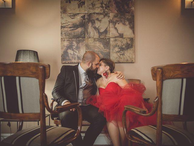 Il matrimonio di Fabio e Cory a Poggio Berni, Rimini 85