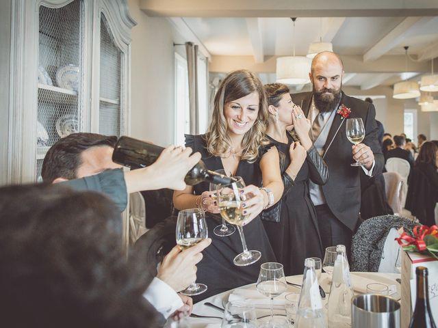 Il matrimonio di Fabio e Cory a Poggio Berni, Rimini 89