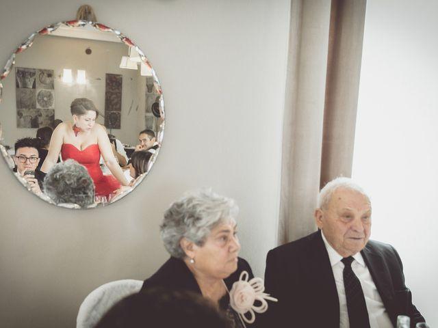 Il matrimonio di Fabio e Cory a Poggio Berni, Rimini 90