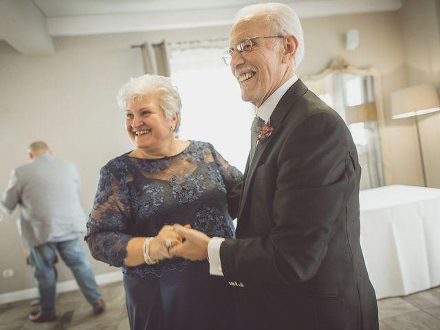 Il matrimonio di Fabio e Cory a Poggio Berni, Rimini 100