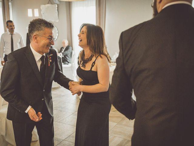 Il matrimonio di Fabio e Cory a Poggio Berni, Rimini 101
