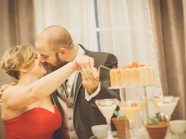 Il matrimonio di Fabio e Cory a Poggio Berni, Rimini 108