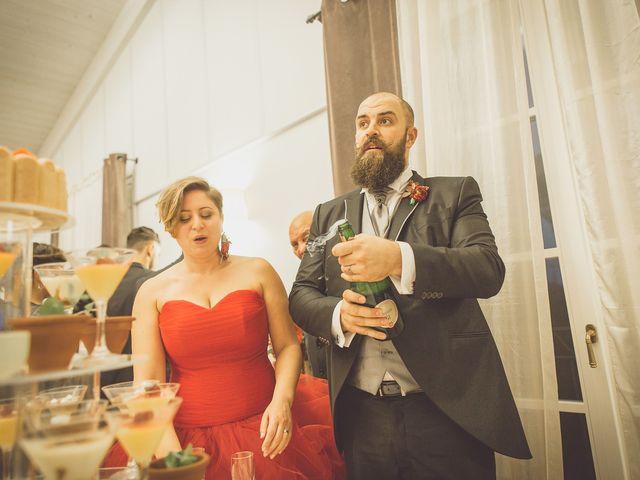 Il matrimonio di Fabio e Cory a Poggio Berni, Rimini 109