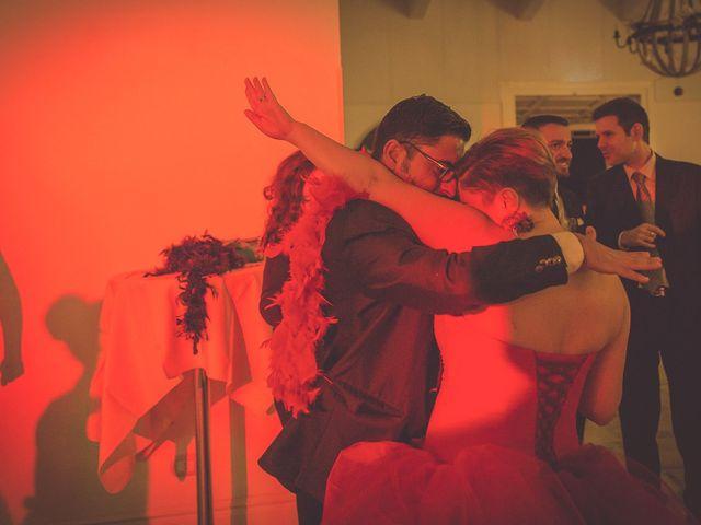 Il matrimonio di Fabio e Cory a Poggio Berni, Rimini 114