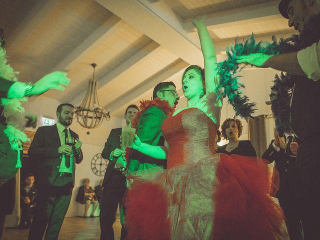 Il matrimonio di Fabio e Cory a Poggio Berni, Rimini 115