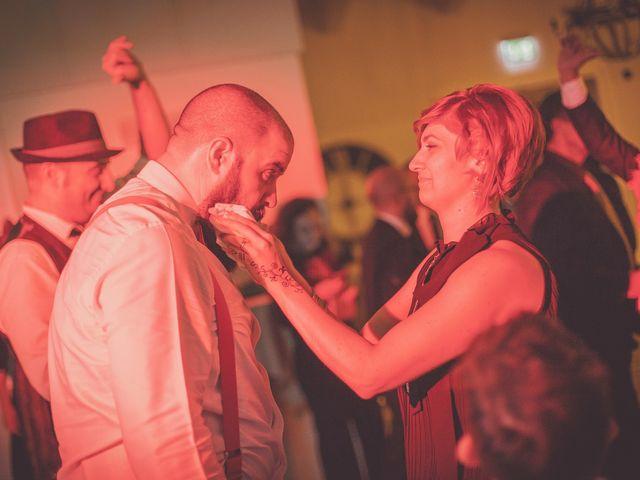 Il matrimonio di Fabio e Cory a Poggio Berni, Rimini 116