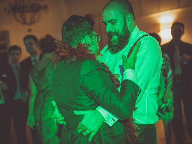 Il matrimonio di Fabio e Cory a Poggio Berni, Rimini 117