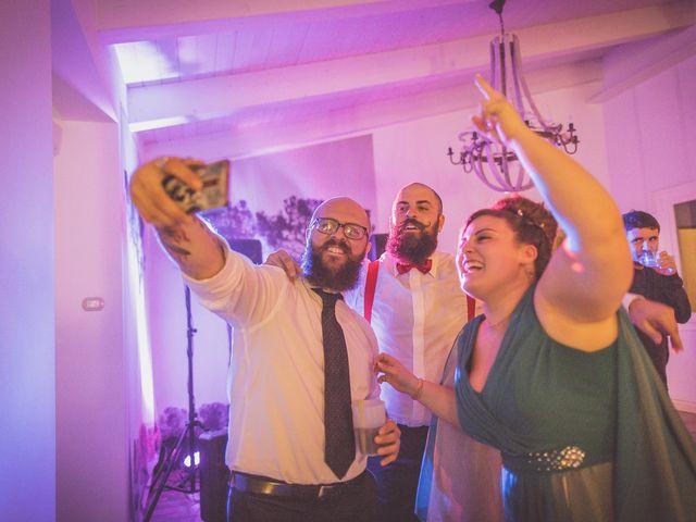 Il matrimonio di Fabio e Cory a Poggio Berni, Rimini 119